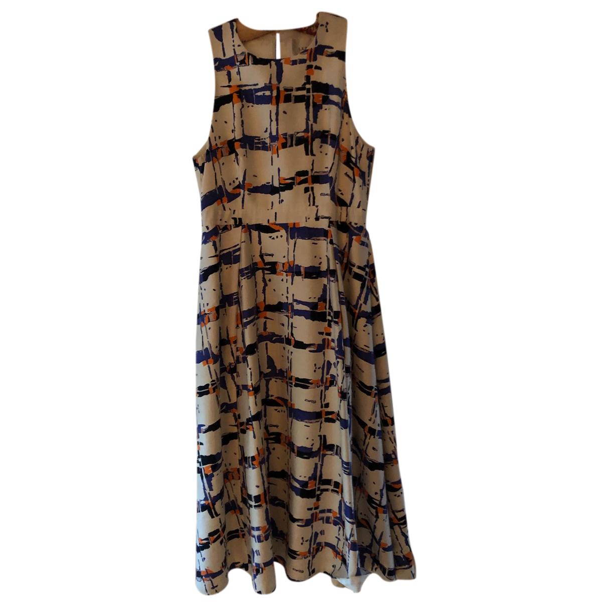 Lk Bennett \N Kleid in  Bunt Polyester