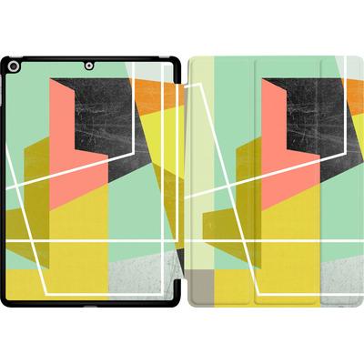 Apple iPad 9.7 (2018) Tablet Smart Case - Color Block II von Susana Paz