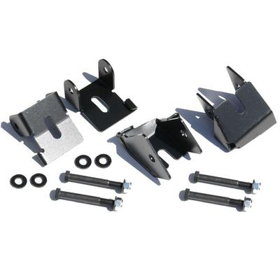 Rock Hard 4x4 Front and Rear Lower Control Arm Skid Plates - RH-9032