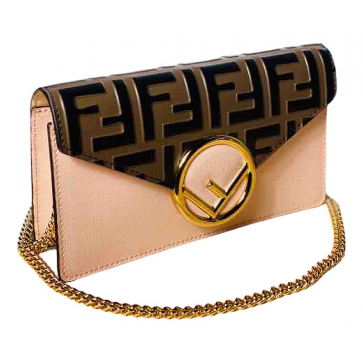 Fendi N Pink Leather handbag for Women N