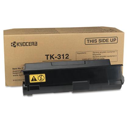 Kyocera-Mita TK-312 Original Black Toner Cartridge
