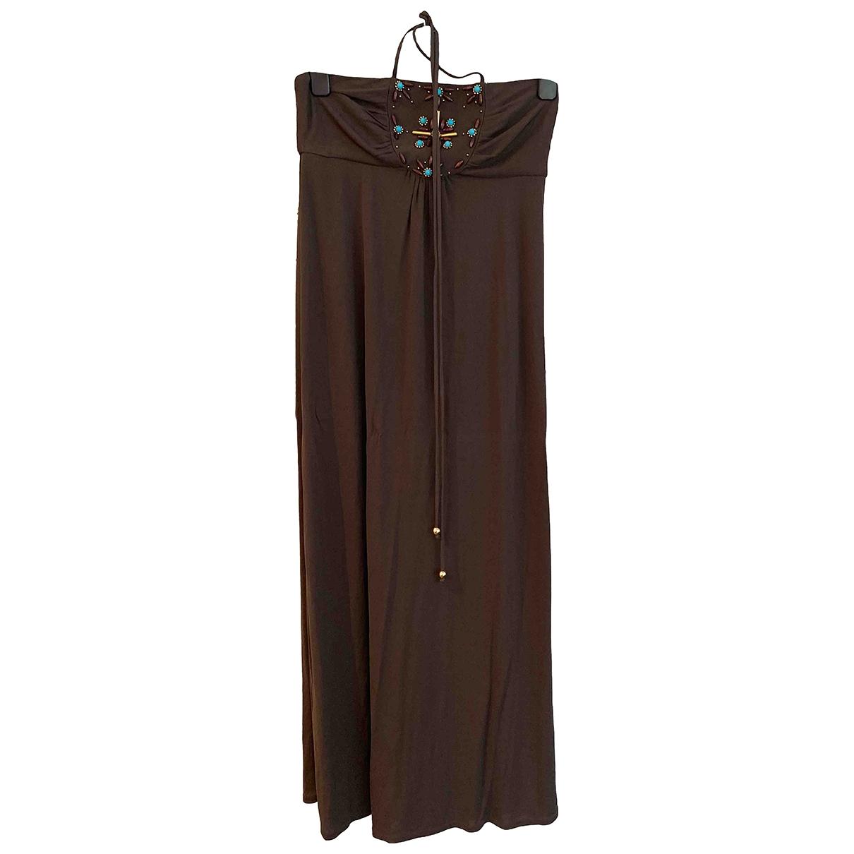 Milly - Robe   pour femme - marron