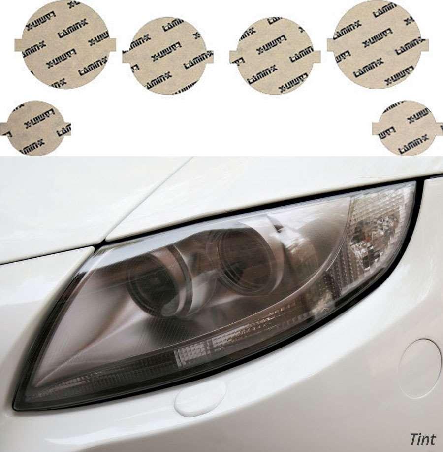 Chevrolet Sonic 12-16 Tint Headlight Covers Lamin-X CH030T