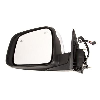 Omix-Ada Heated Power Door Mirror (Chrome) - 12039.39