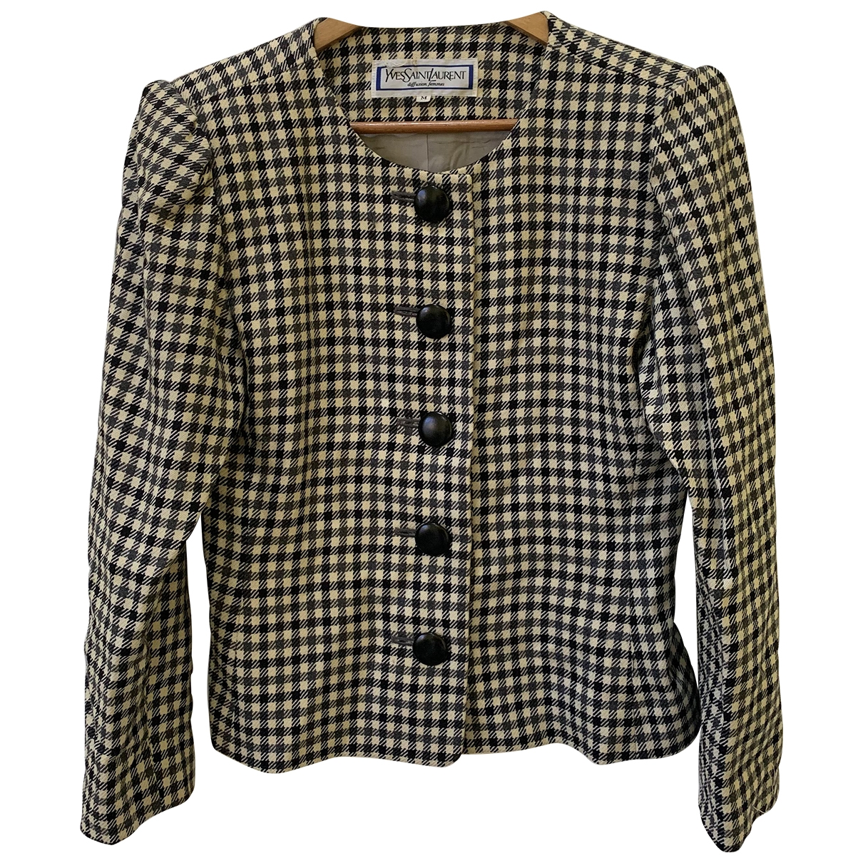 Yves Saint Laurent \N jacket for Women S International