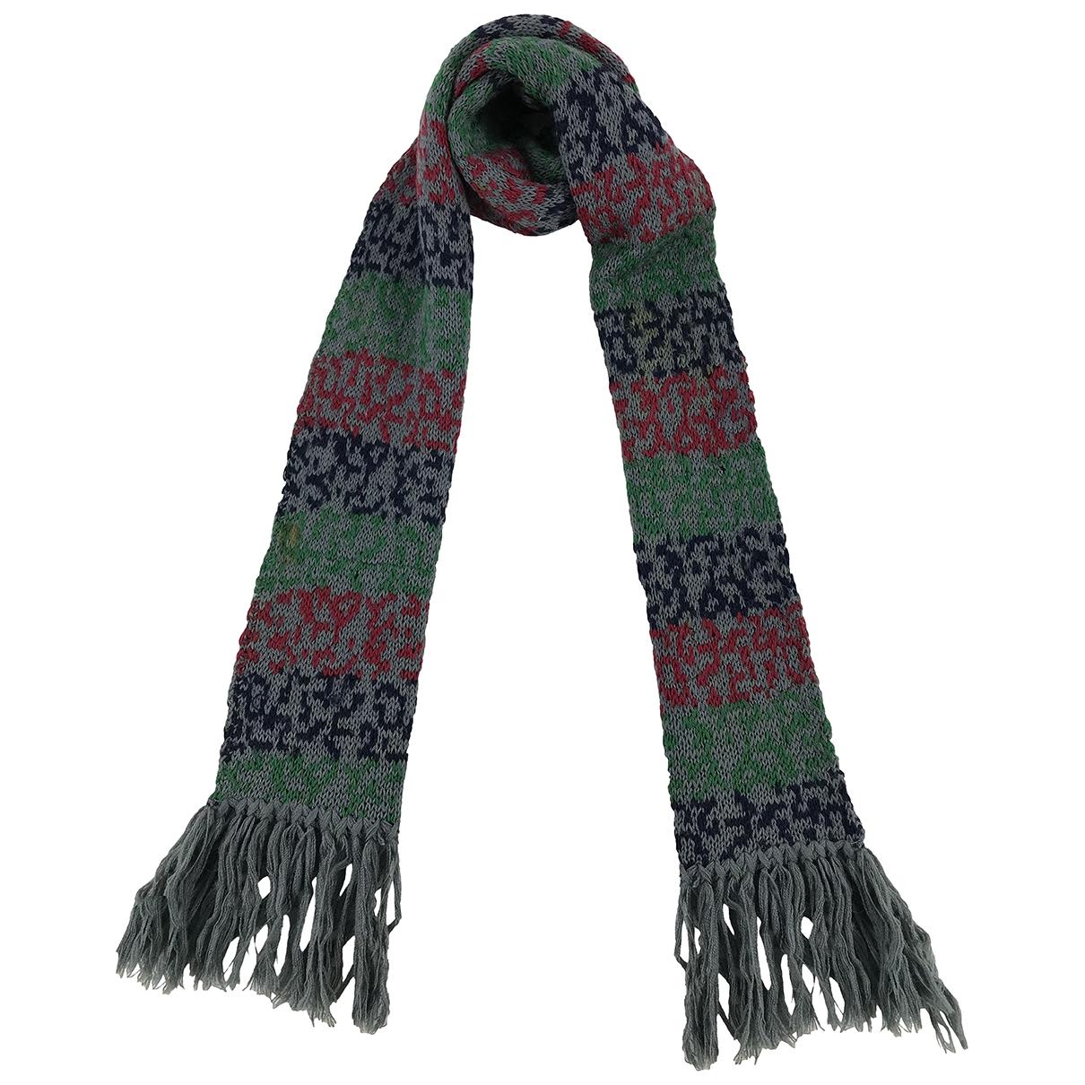 Missoni \N Multicolour Wool scarf for Women \N