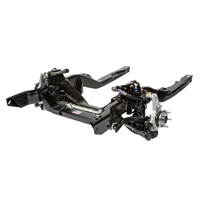 Detroit Speed 32004 Hydroformed Subframe 1967-69 Camaro/Firebird 1968-74 Nova P/C Assembled SBC/LS Base Shock