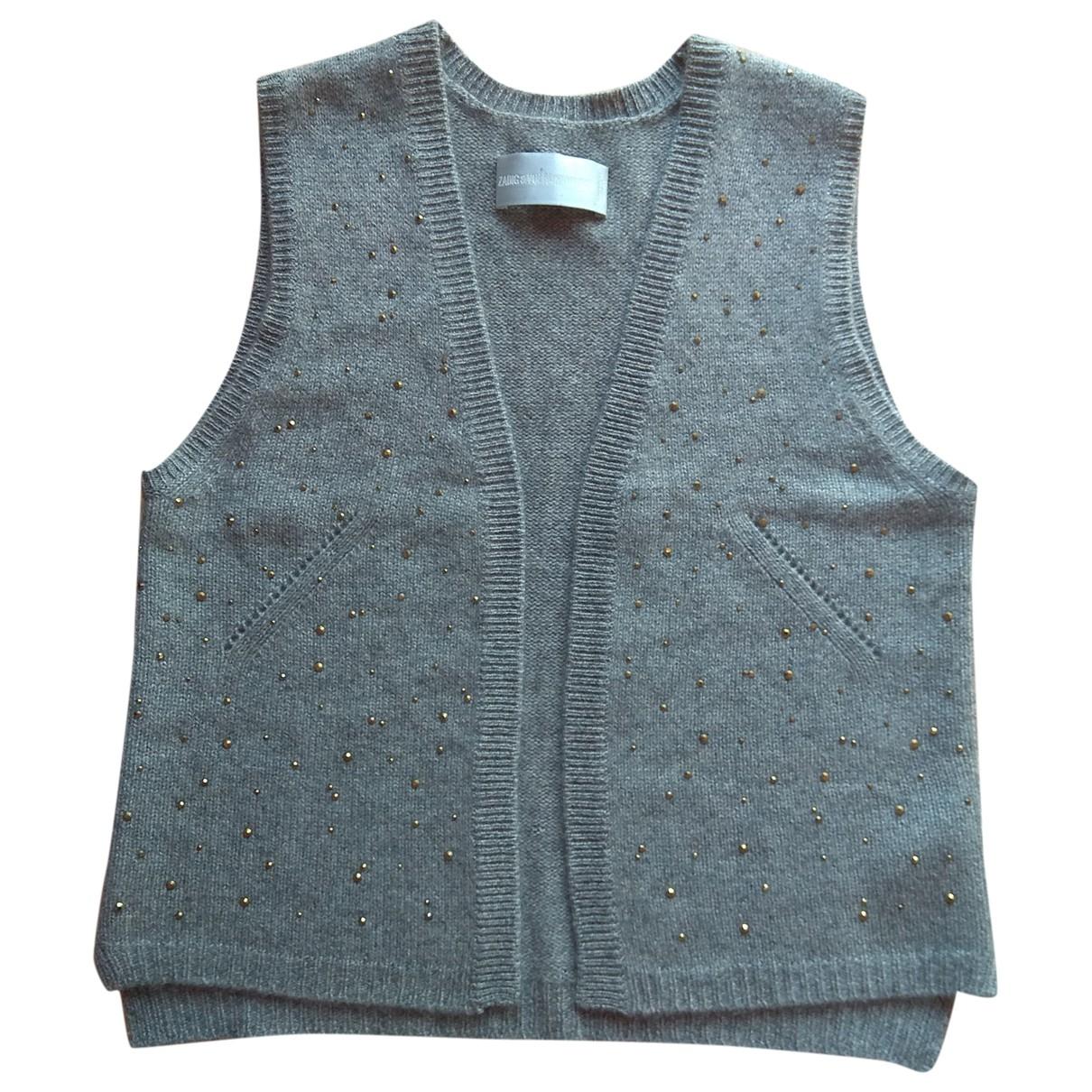 Zadig & Voltaire \N Grey Cashmere Knitwear for Women M International