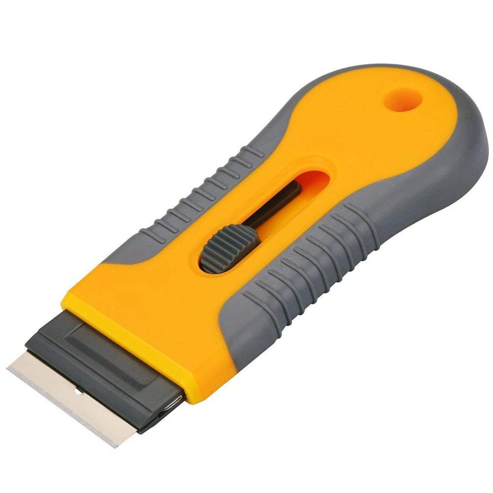 UV OCA Adhesive Glass Glue Removing Glue Knife Cutter Retractable Razor Blades Glue Remover Scraper