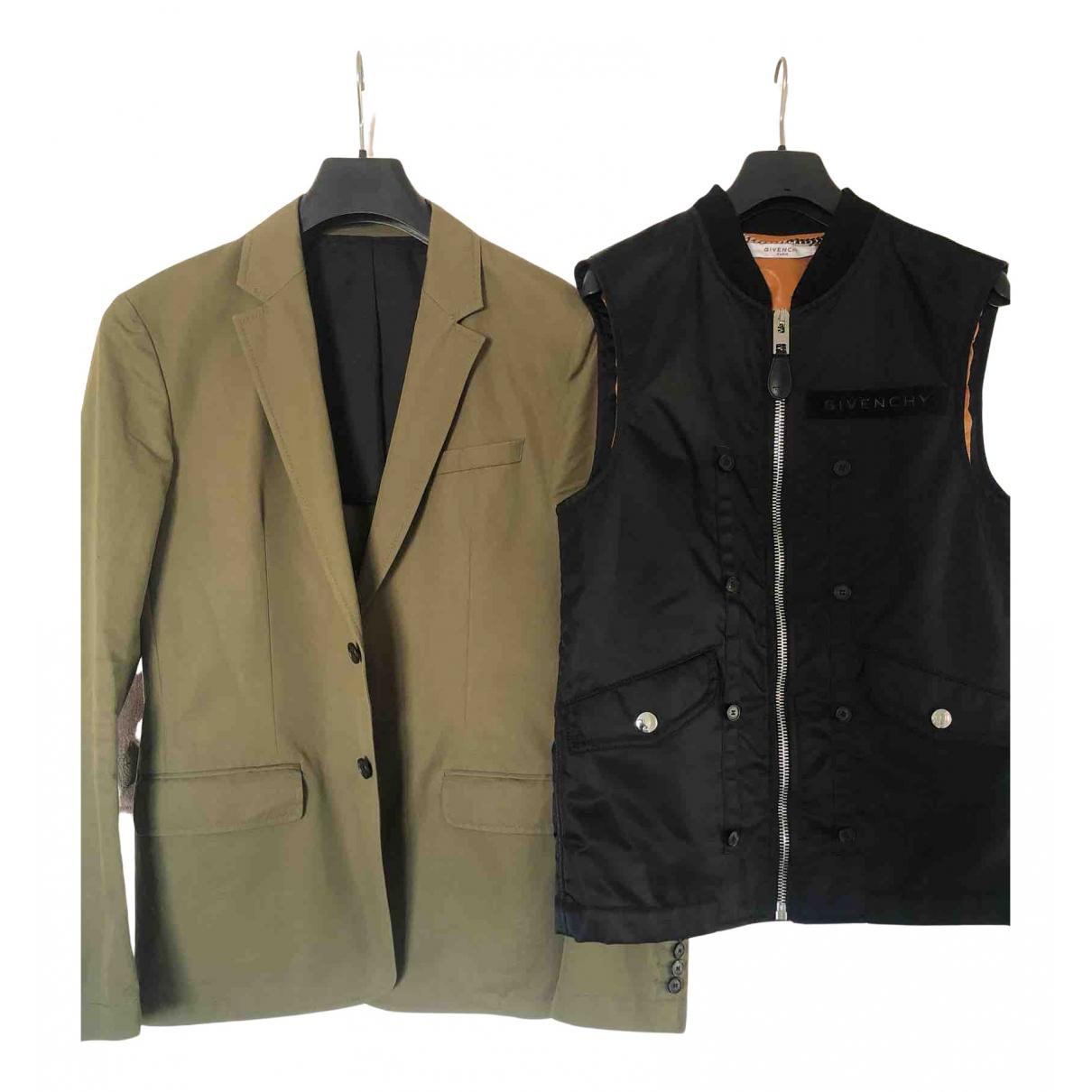 Givenchy - Vestes.Blousons   pour homme en coton - beige