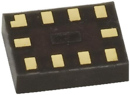 ON Semiconductor FXL2TD245L10X, 1-Channel, Voltage Level Shifter, Bus Transceiver, , 3-State, 10-Pin MicroPak (5)