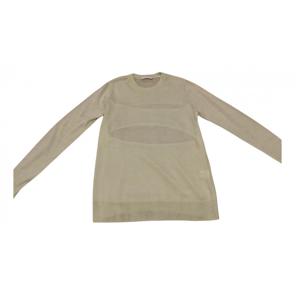A.l.c - Pull   pour femme en laine - vert