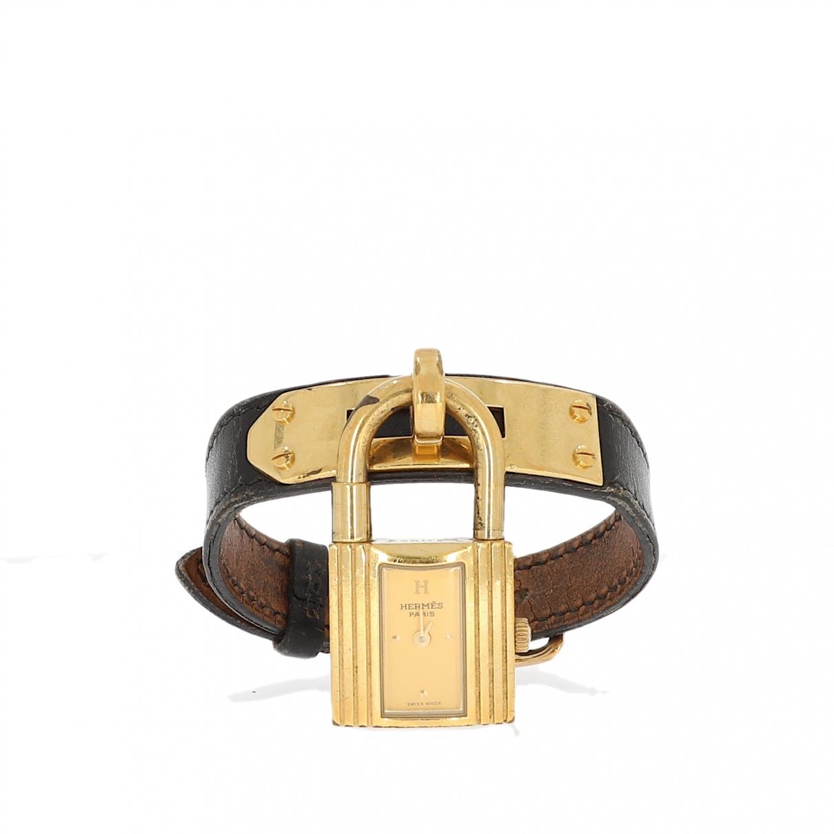 Hermès N Black watch for Women N