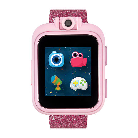 Itouch Playzoom Girls Pink Smart Watch-13766m-18-Grg, One Size , No Color Family