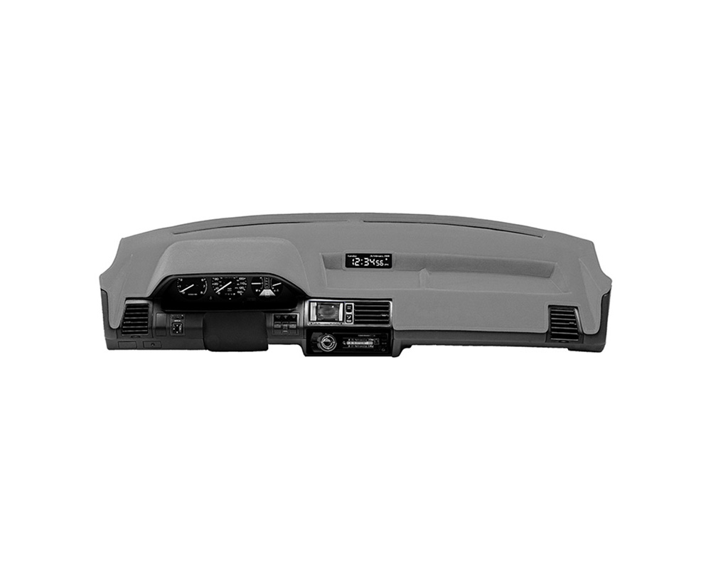 Cover King Custom Tailored Polycarpet Dashboard Cover Gray Buick LeSabre 2000-2005
