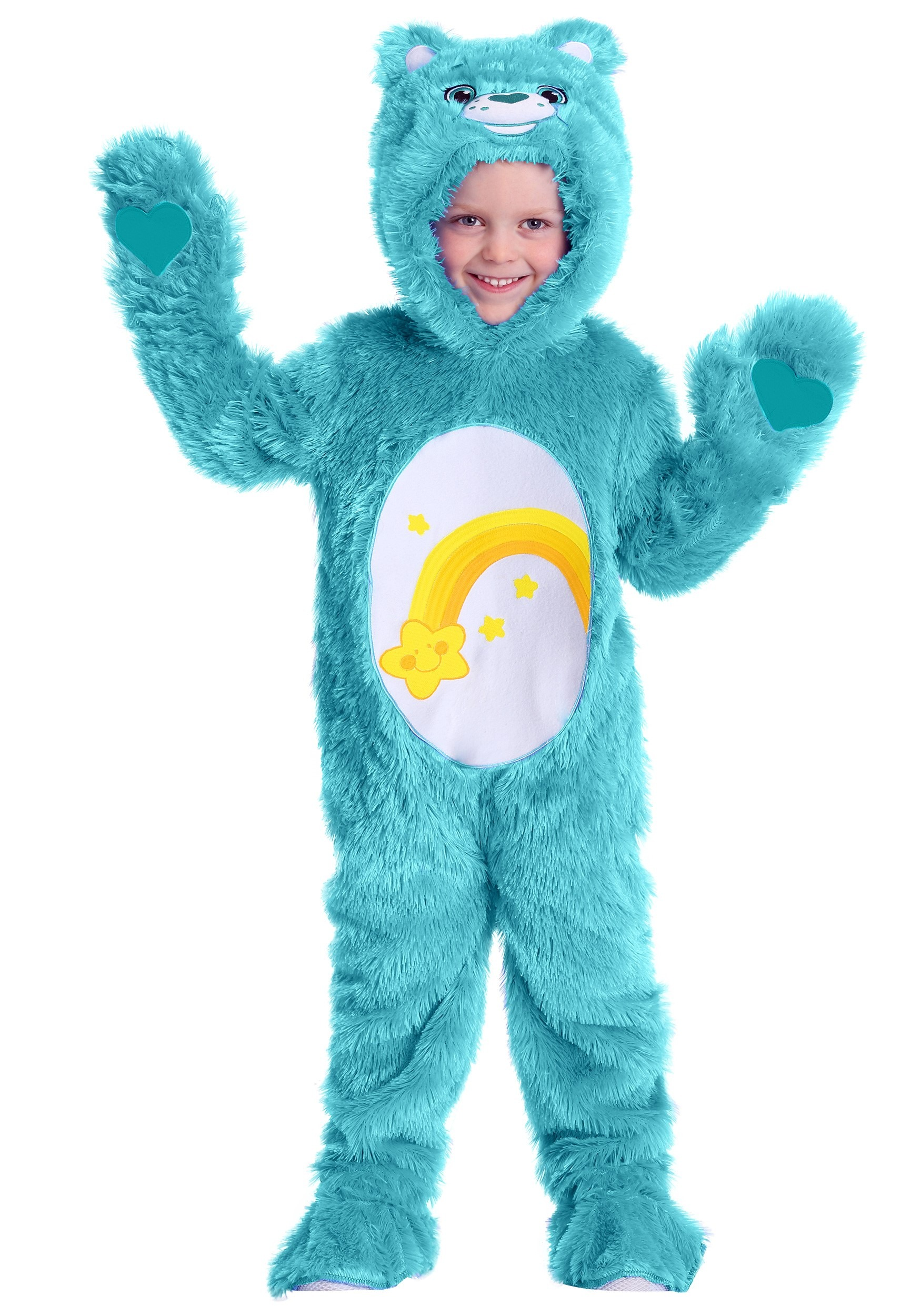 Toddler Care Bears Wish Bear Costume