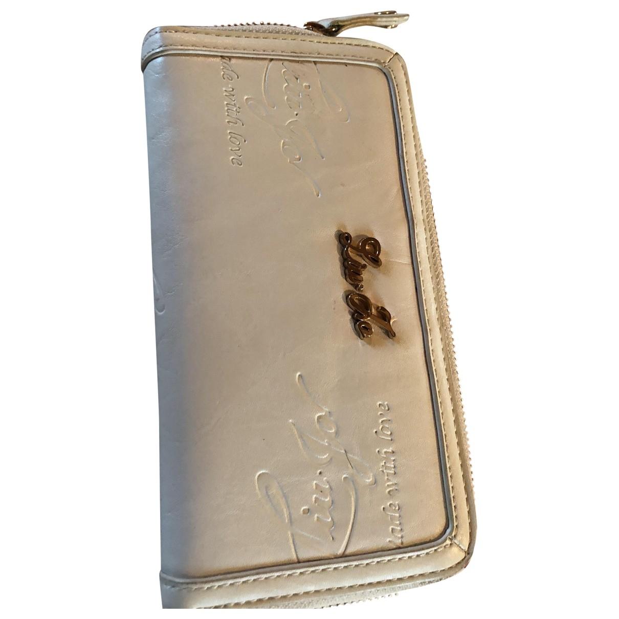Liu.jo - Portefeuille   pour femme - blanc