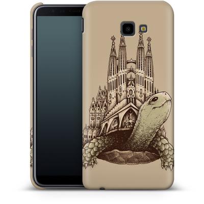 Samsung Galaxy J4 Plus Smartphone Huelle - Slow Architecture von Enkel Dika