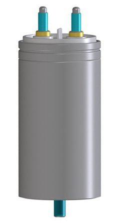 KEMET 400μF Polypropylene Capacitor PP 330 V ac, 700 V dc ±5% Tolerance Stud Mount C44H Series (9)