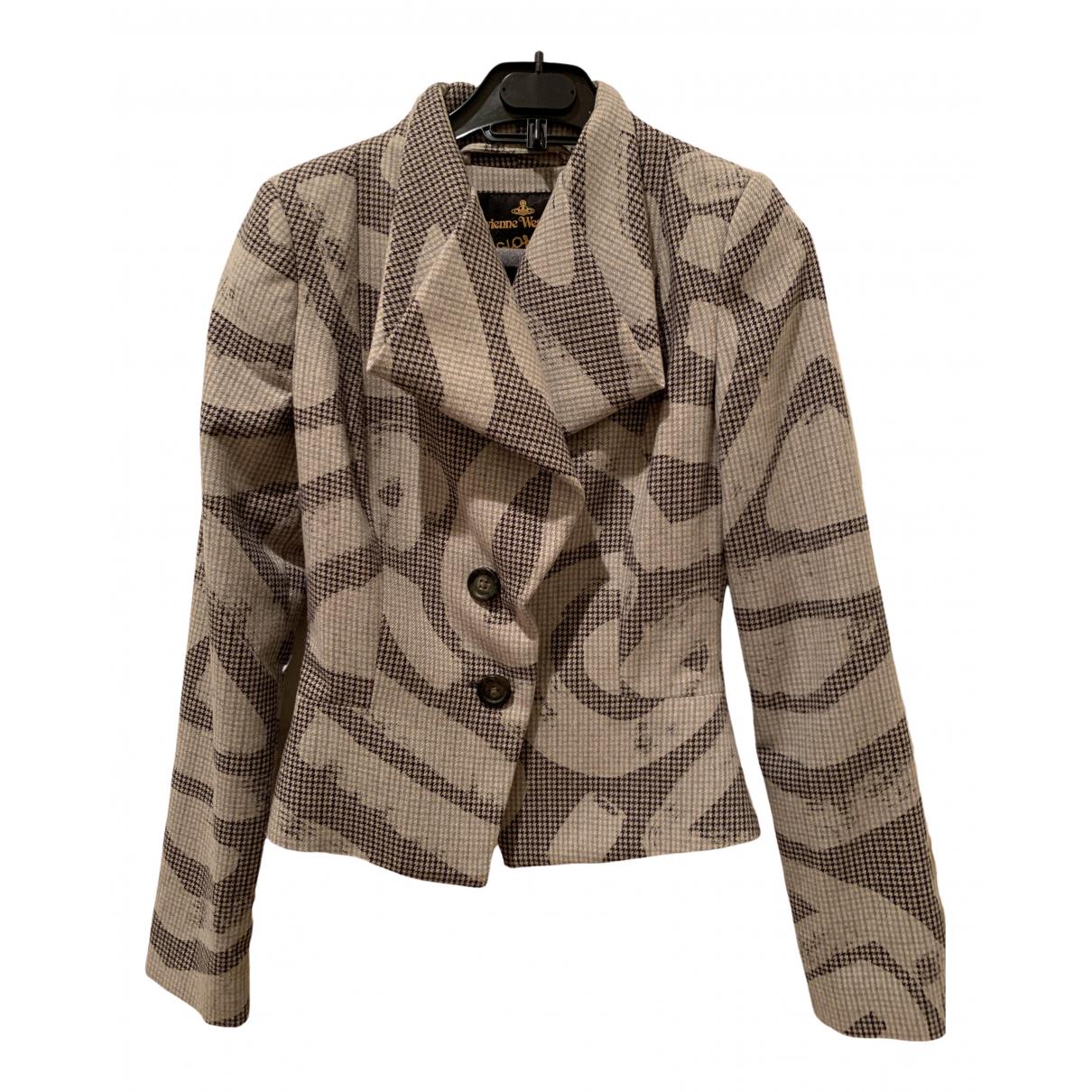 Vivienne Westwood Anglomania - Veste   pour femme en coton