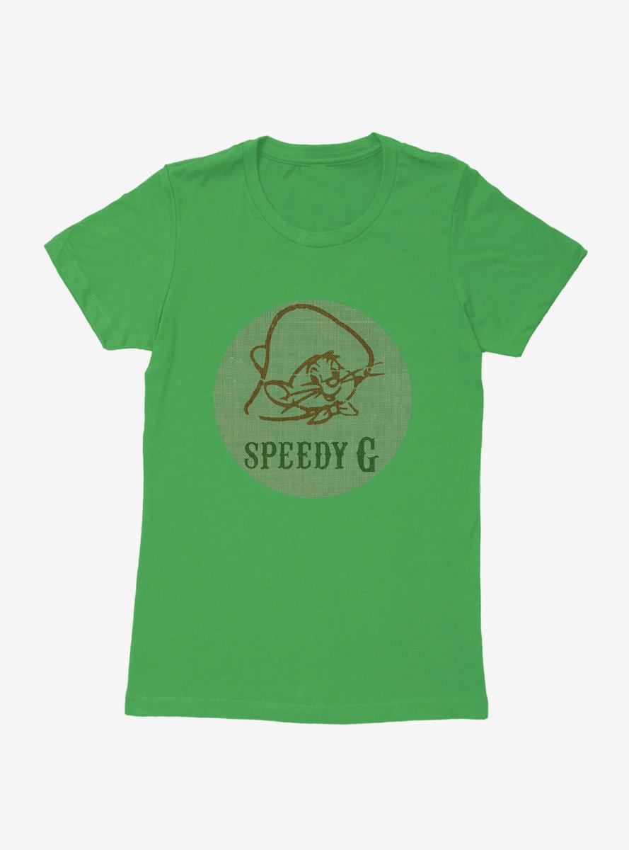 Looney Tunes Speedy Gonzales Speedy G Womens T-Shirt