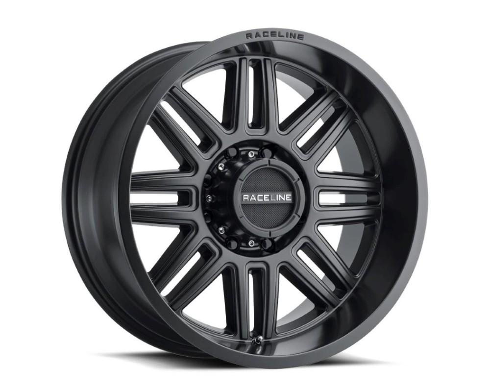Raceline 948B Split Wheel 20x10 8x170 -19mm Satin Black