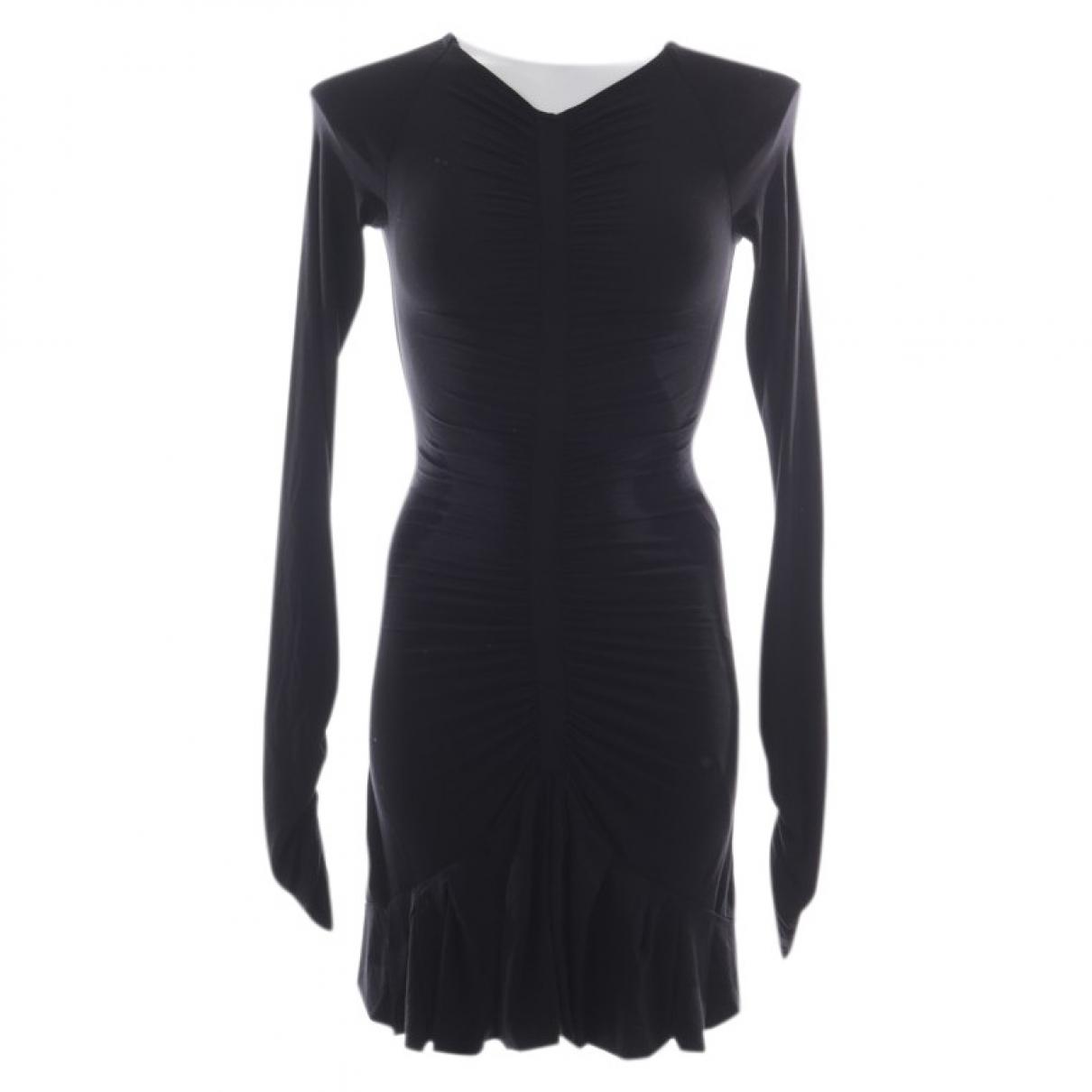 Pierre Balmain \N Black dress for Women 36 FR