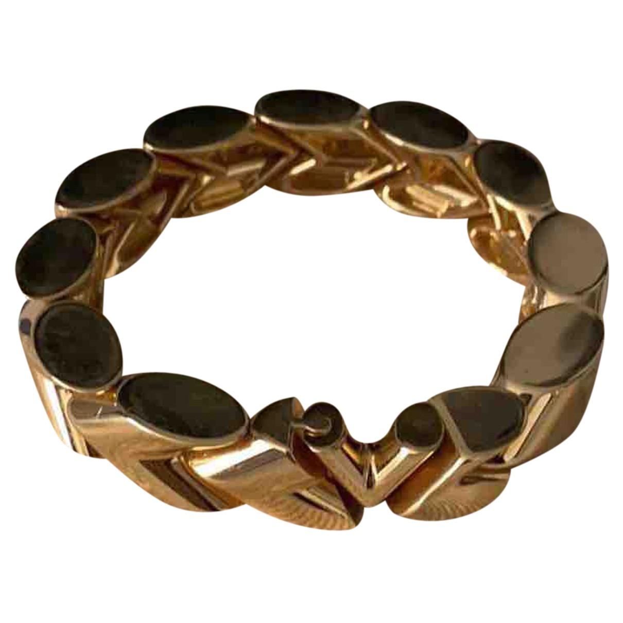 Louis Vuitton - Bracelet   pour femme en metal - dore