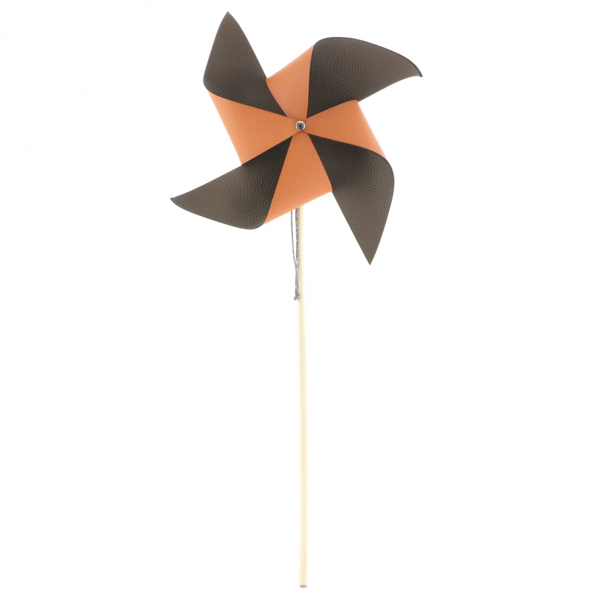Hermes - Objets & Deco   pour lifestyle en cuir - orange