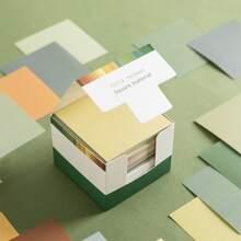 150pcs Solid Memo Paper