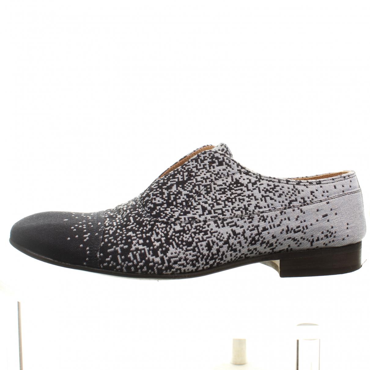 Maison Martin Margiela N Orange Cloth Sandals for Men 7 UK