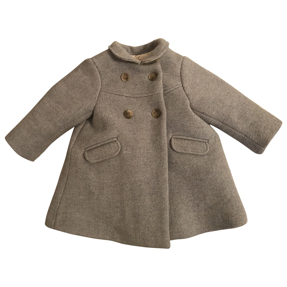 Bonpoint \N Blue Wool jacket & coat for Kids 12 months - up to 74cm FR