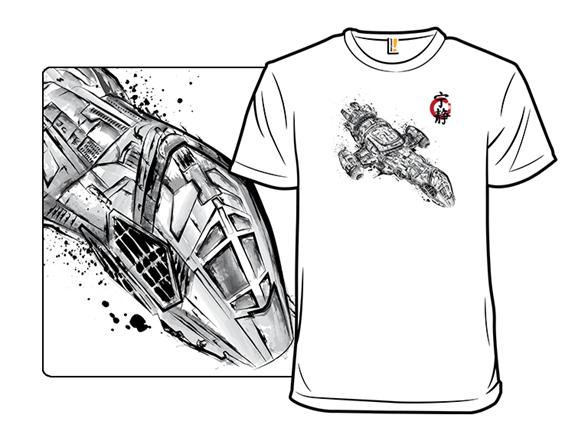 Serenity Ink T Shirt