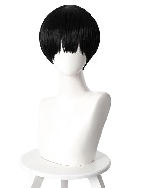 Milanoo Toilet-bound Hanako-kun Hanako Kun Cosplay Wigs Halloween