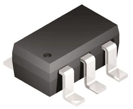 Semtech SMS3.3.TCT, Quad-Element Uni-Directional TVS Diode, 100W, 6-Pin SOT-23 (10)
