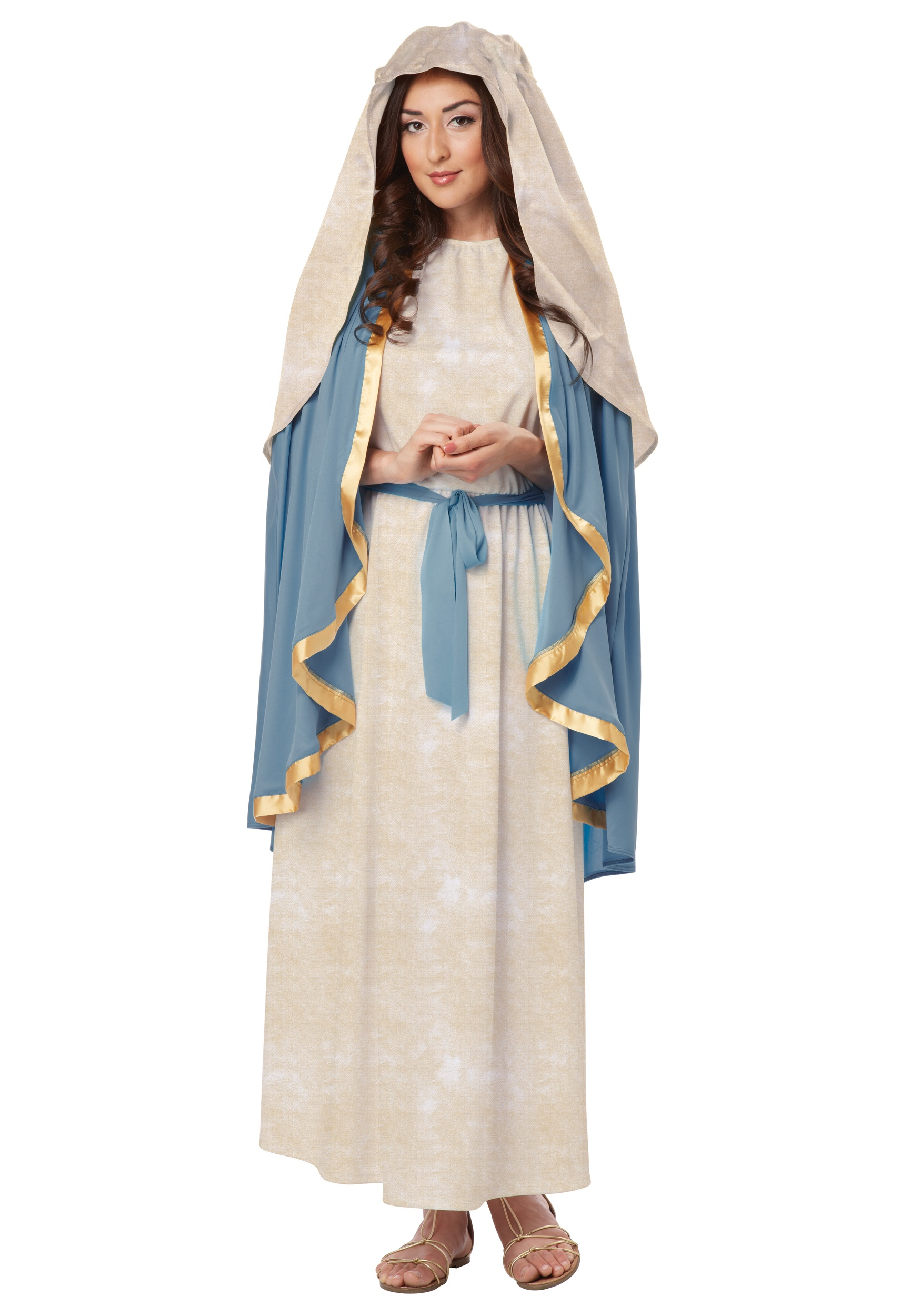 Virgin Mary Costume for Adults