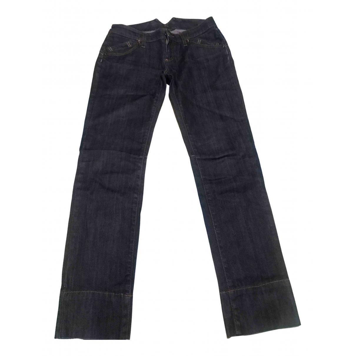 Liu.jo - Jean   pour femme en coton - elasthane