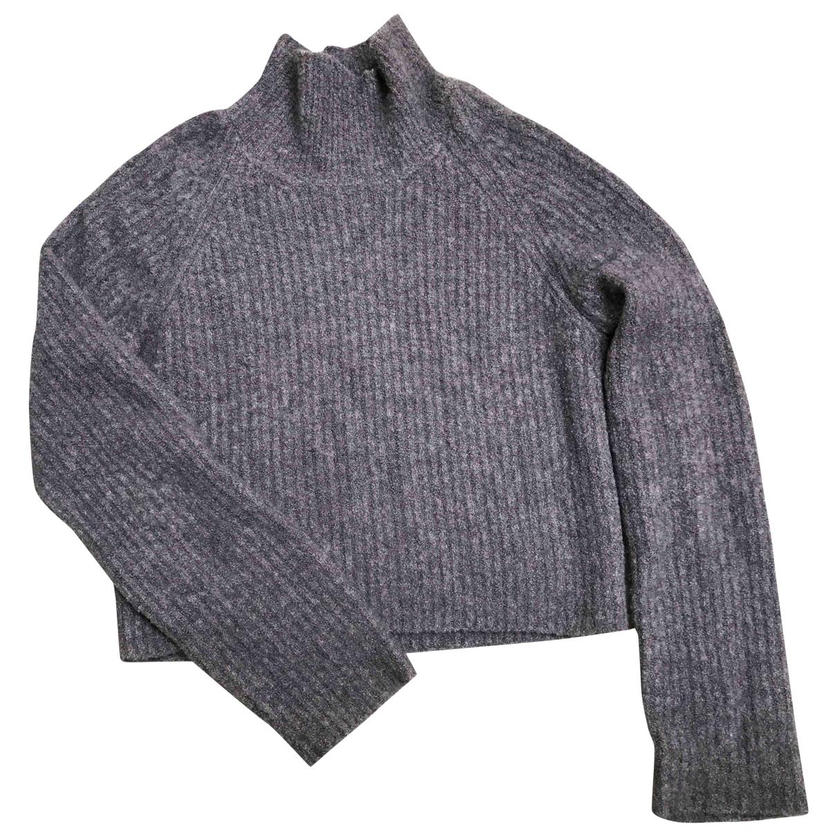 Calvin Klein Collection \N Grey Cashmere Knitwear for Women S International