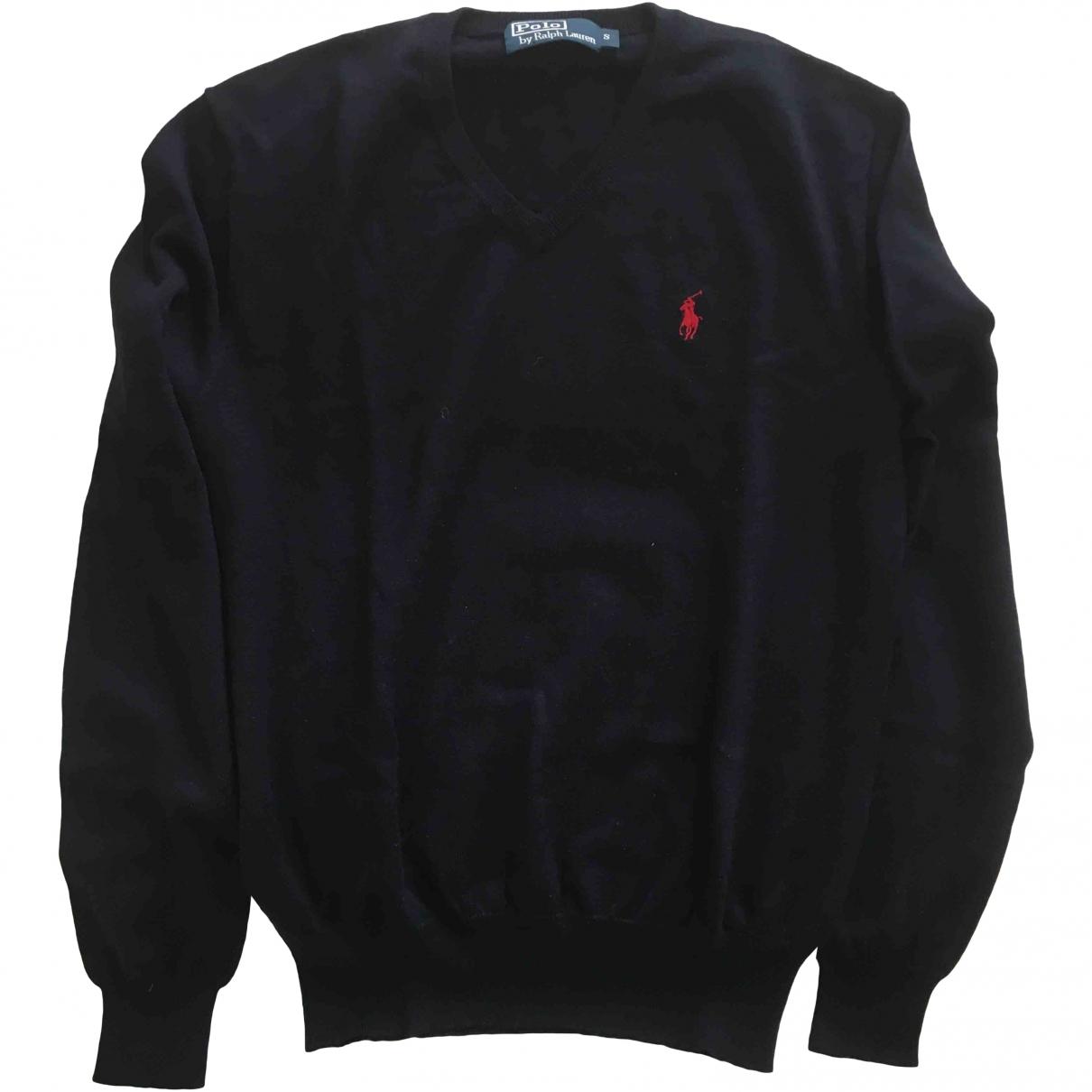 Polo Ralph Lauren \N Blue Wool Knitwear & Sweatshirts for Men S International