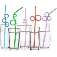 10pcs Disposable Straw
