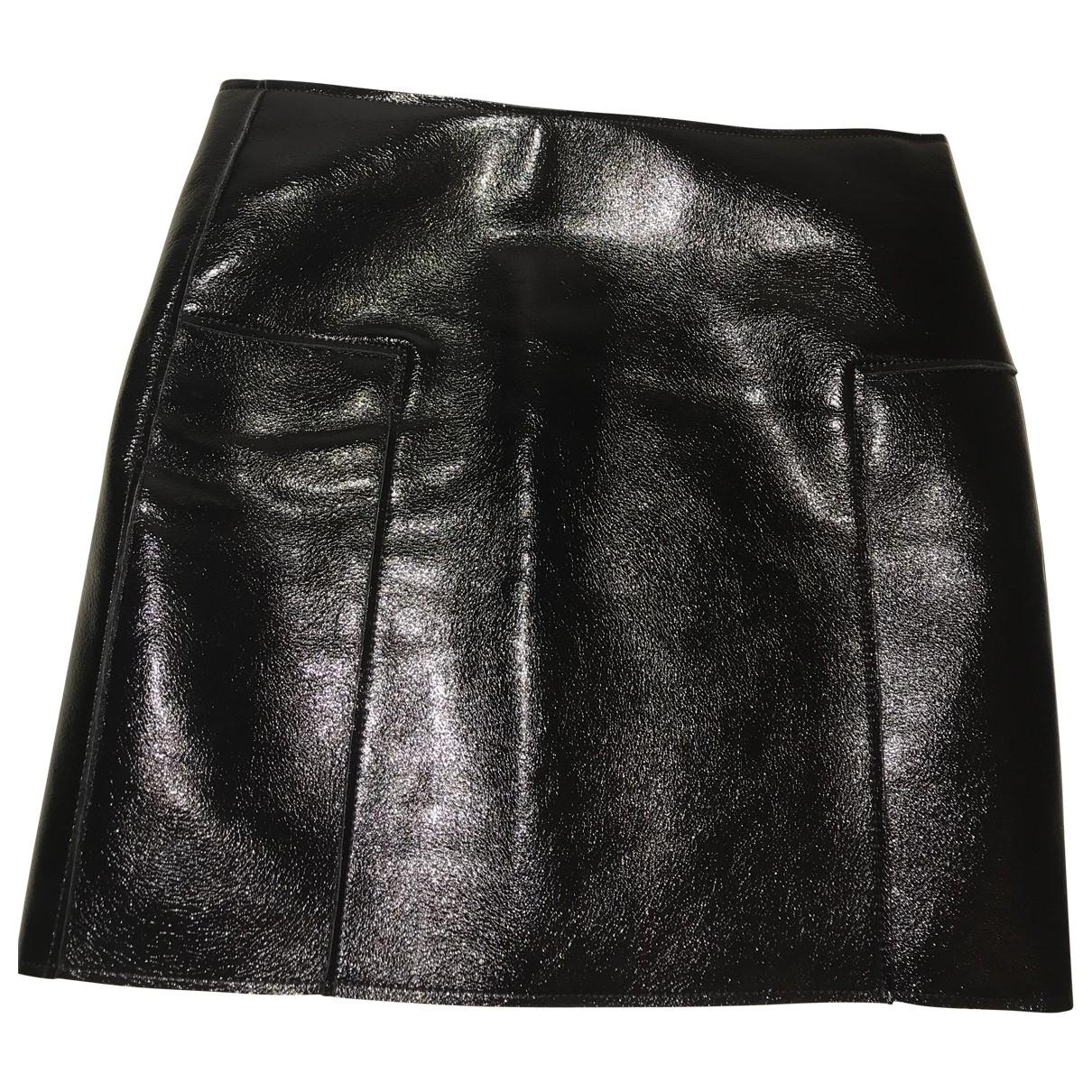 Bel Air - Jupe   pour femme - noir