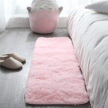 Einfarbige Bodenmatte