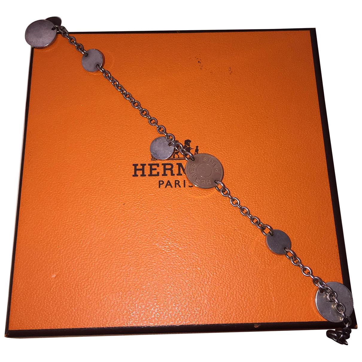 Hermes - Bracelet Confetti pour femme en or rose