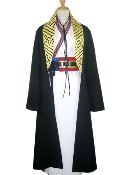 Milanoo Shinsen Gumi Cosplay Costume Halloween