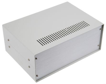 CAMDENBOSS Grey Steel Project Box, 200 x 140 x 80mm
