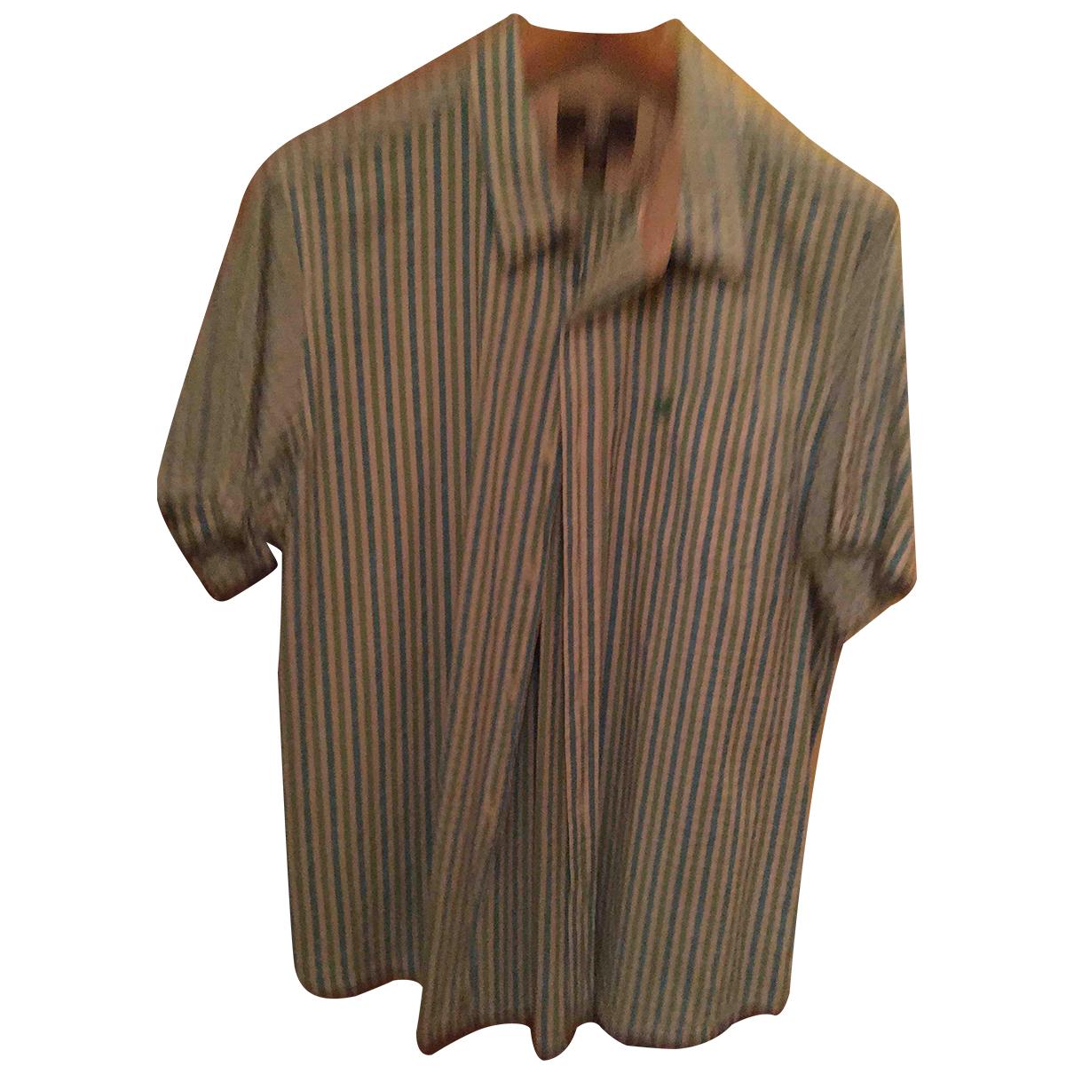 Timberland - Chemises   pour homme en coton - vert