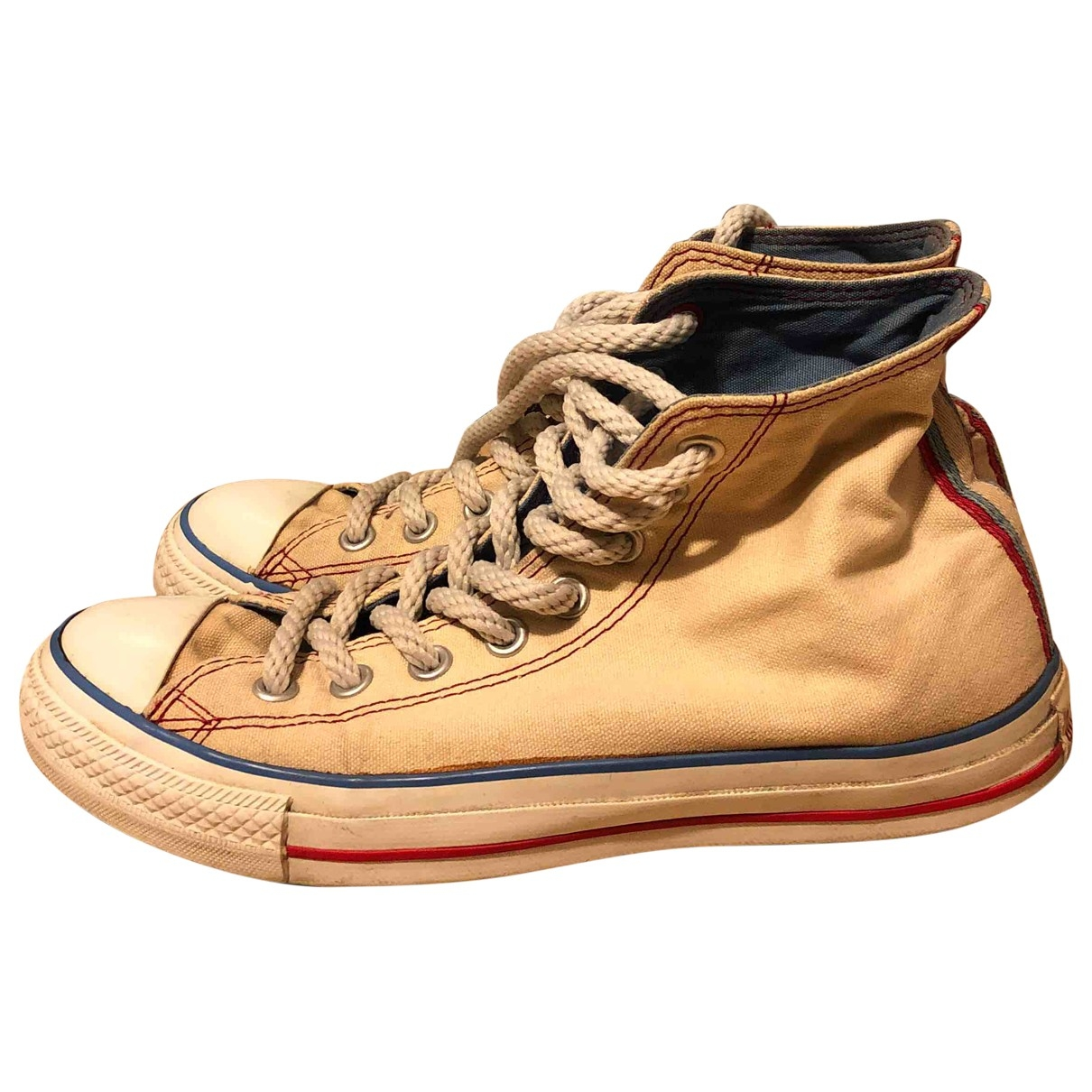 Converse \N Sneakers in Leinen
