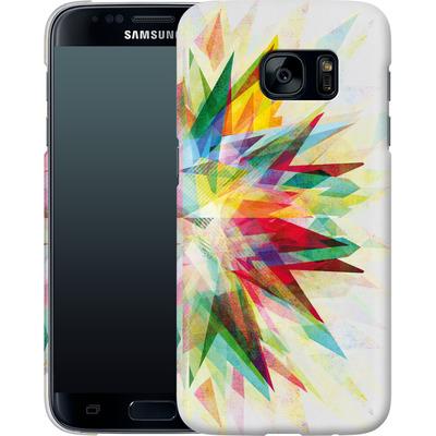 Samsung Galaxy S7 Smartphone Huelle - Colorful 6 von Mareike Bohmer