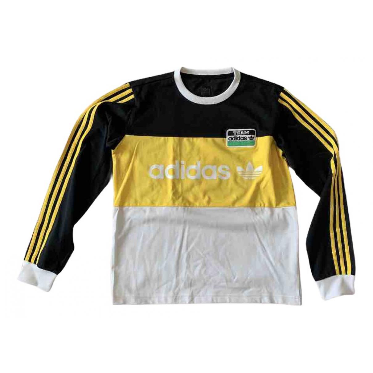 Adidas \N Multicolour Cotton Knitwear & Sweatshirts for Men M International