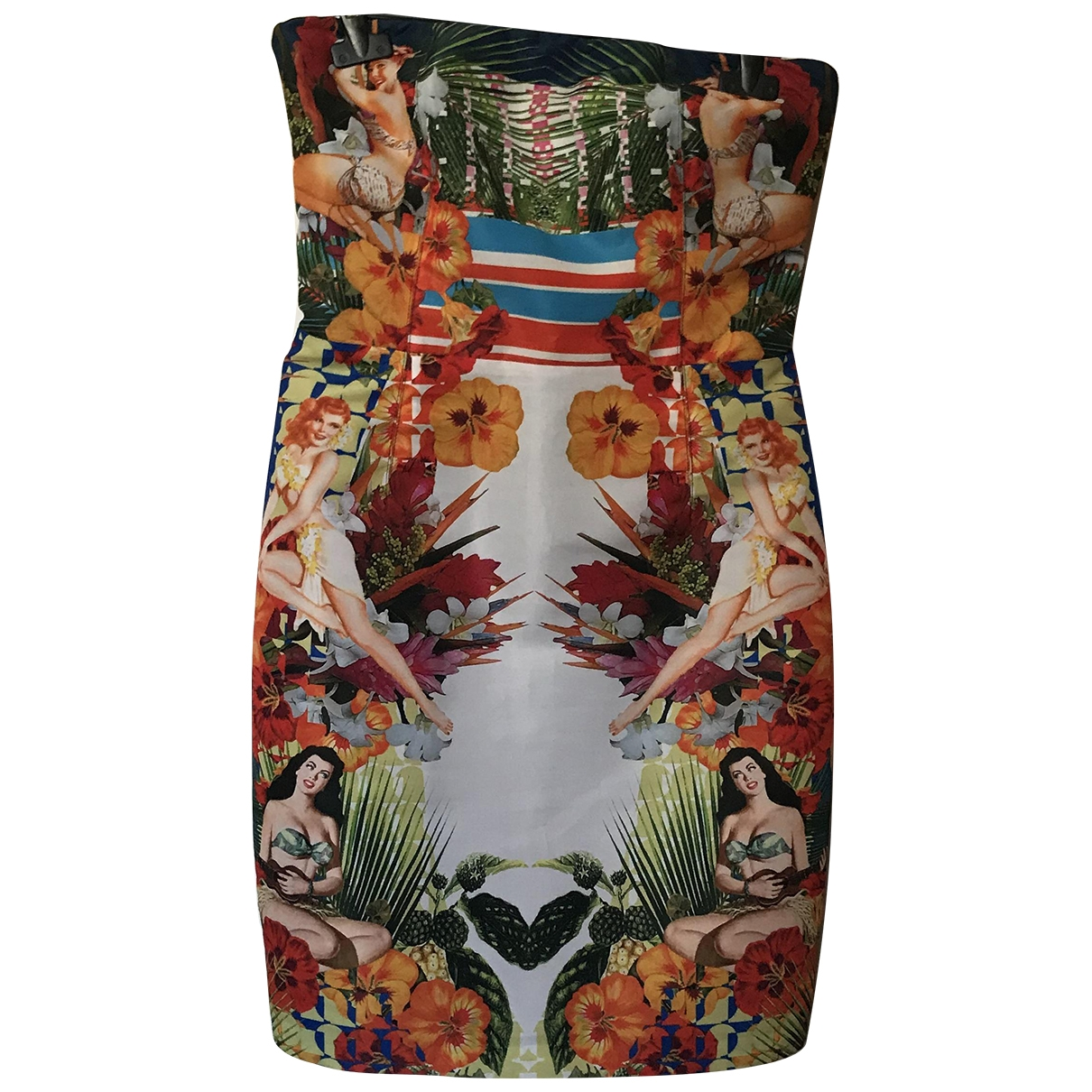 Pinko - Robe   pour femme en coton